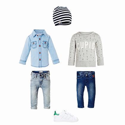 Kindermusthaves - Zo combineer je de vertrouwde jeans!