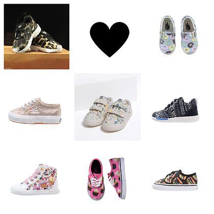 Kindermusthaves - Schoenen met unieke prints!