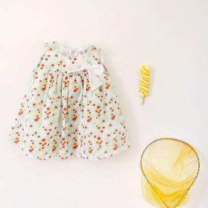 Kindermusthaves - Vrolijk jurkje van Petit Bateau