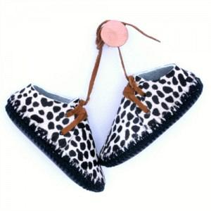 Kindermusthaves - Cheetah baby shoes!