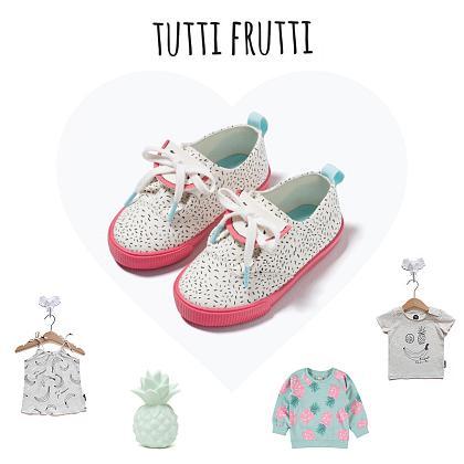 Kindermusthaves - Tutti Frutti!