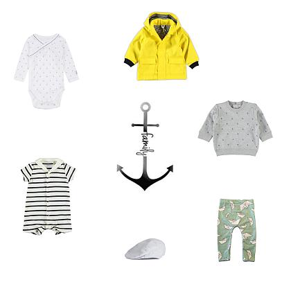 Kindermusthaves - Little sailor!