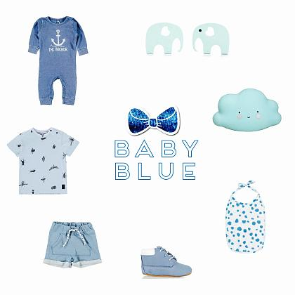 Kindermusthaves - Boys & Blue!