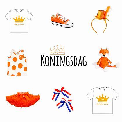 Kindermusthaves - Oranje Boven!