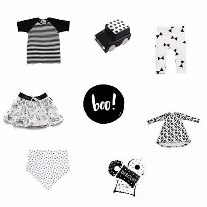 Kindermusthaves - It's black and it's white!