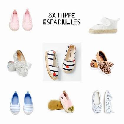 Kindermusthaves - Onze favo espadrilles!