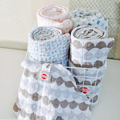 Kindermusthaves - Zomerse swaddles!