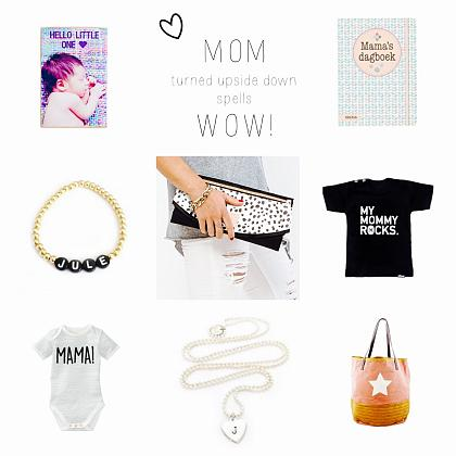 Kindermusthaves - 8 gifts for Mother's Day!