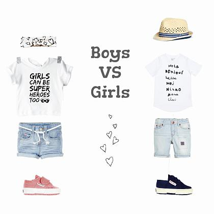 Kindermusthaves - Boys vs. Girls!