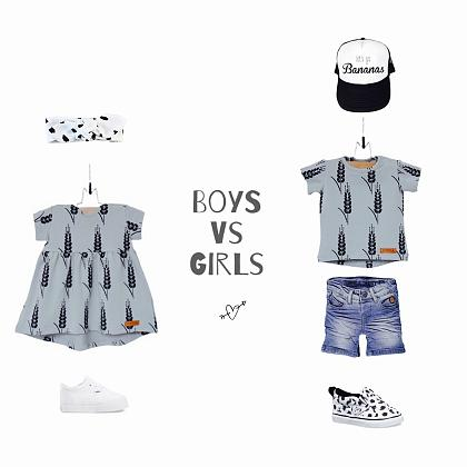 Kindermusthaves - Boys vs. Girls