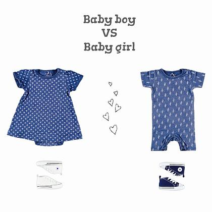 Kindermusthaves - Baby Boy vs. Baby Girl!