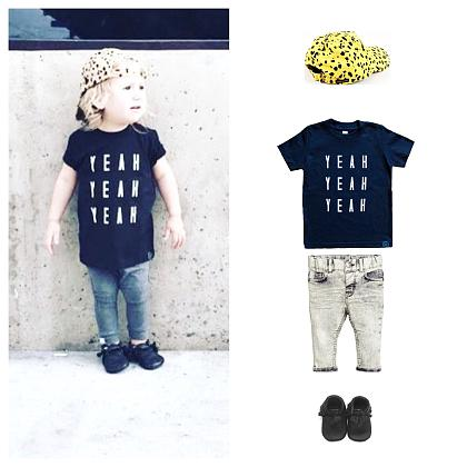 Kindermusthaves - Get the look!