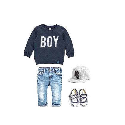 Kindermusthaves - Hello mister casual!