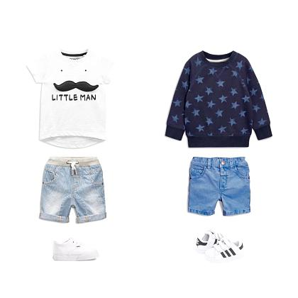 Kindermusthaves - Summer boys!