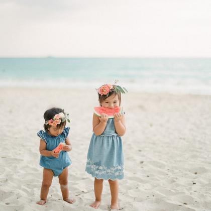 Kindermusthaves - Beach musthaves!