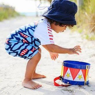 Kindermusthaves - WEBSHOP TIP: De leukste UV-Zwemkleding!