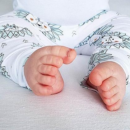 Kindermusthaves - 8x broekjes met unieke prints!