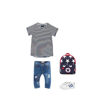 Kindermusthaves - Stripes!