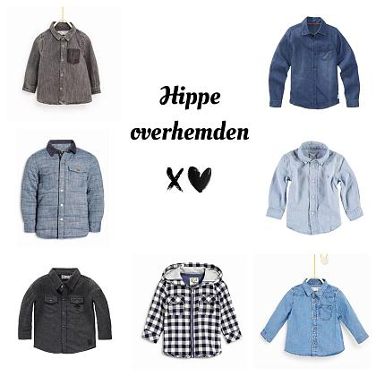 Kindermusthaves - 8x toffe overhemden!
