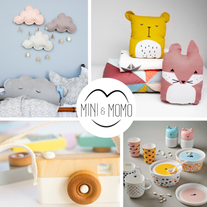 Kindermusthaves - IN THE SPOTLIGHT: Mini & Momo