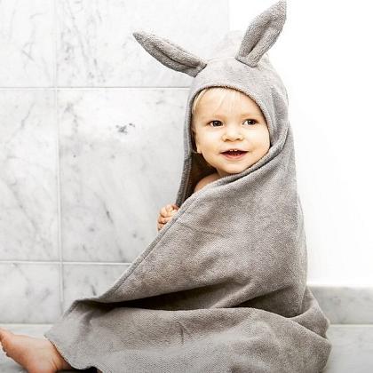 Kindermusthaves - Een badcape om te knuffelen