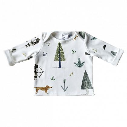 Kindermusthaves - Woodland print!