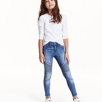 Kindermusthaves - 8 hippe biker jeans!
