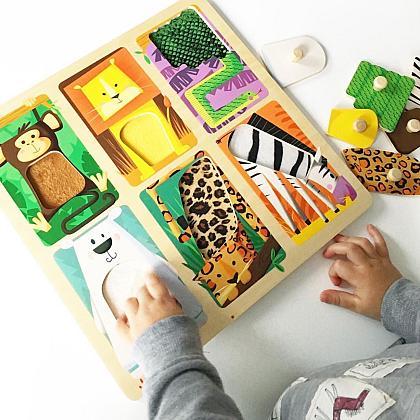Kindermusthaves - Stoere en leerzame voelpuzzel!
