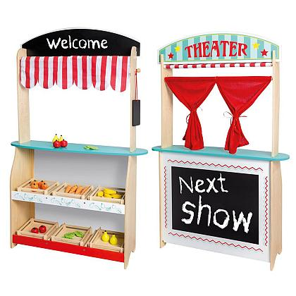 Kindermusthaves - Theater en winkel in één!