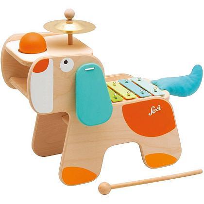 Kindermusthaves - Muzikale hond!