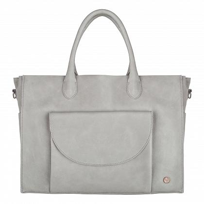 Kindermusthaves - BOWI BAG ICED GREY