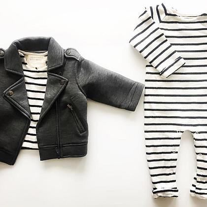 Kindermusthaves - Fun with stripes!