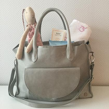 Kindermusthaves - Kerstcadeau TIP: Diaper Bag Bowi!