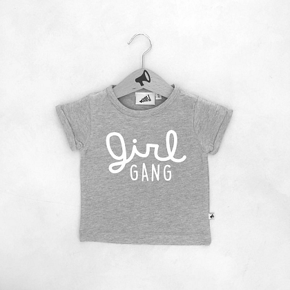 Kindermusthaves - Girl Gang t-shirt