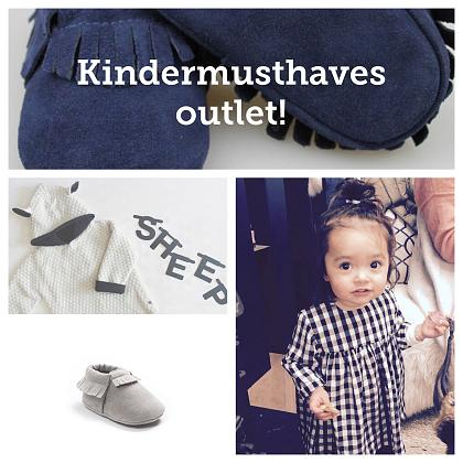 Kindermusthaves - TIP: Kindermusthaves outlet!