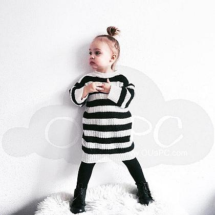 Kindermusthaves - Oversized knit!