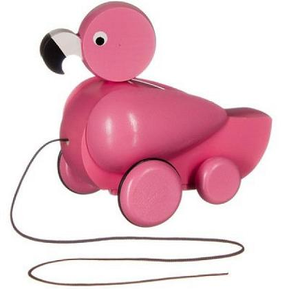 Kindermusthaves - Grappige flamingo!