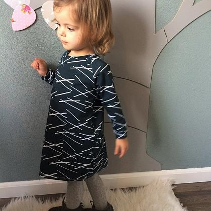 Kindermusthaves - De \'hagelslag dress\'!
