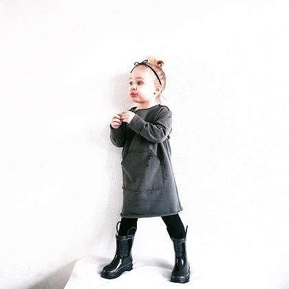Kindermusthaves - Knap in de sweaterdress!