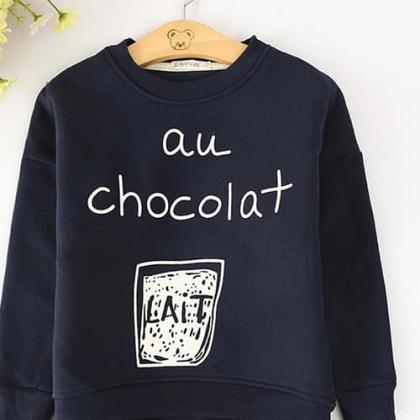 Kindermusthaves - Au chocolat!