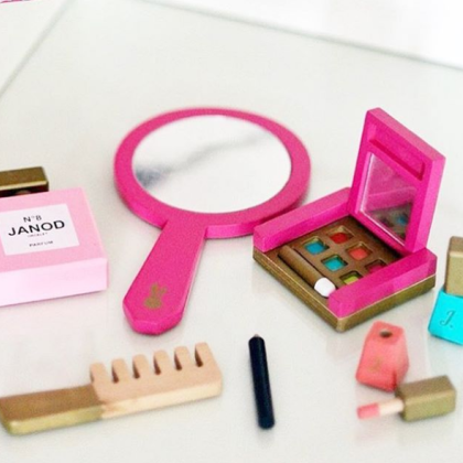 Kindermusthaves - Beautycase met make-up!