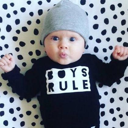 Kindermusthaves - Boys Rule!