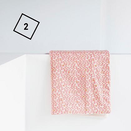 Kindermusthaves - Swaddle Pebble Pink