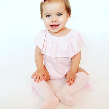 Kindermusthaves - Bodysuit pink!