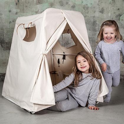 Kindermusthaves - Commode met spannende tent!