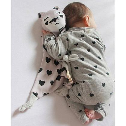 Kindermusthaves - Knuffeldoekje Kitty Kippin Moon!