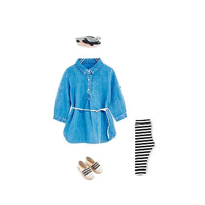Kindermusthaves - Say yes to denim!