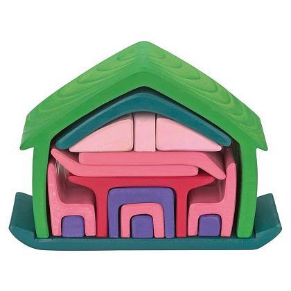 Kindermusthaves - Lief huisje met meubels!