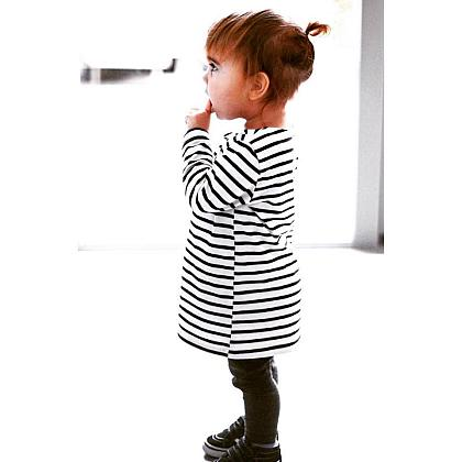 Kindermusthaves - Striped dress
