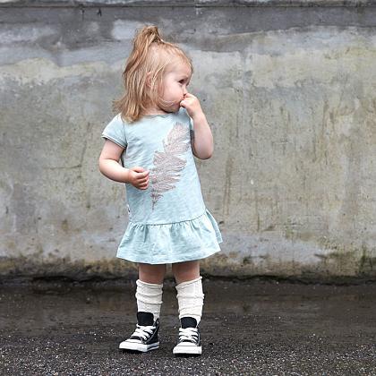 Kindermusthaves - Een glitterende veer!